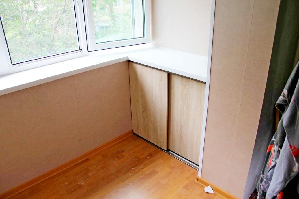 Увеличение площади комнаты за счет балкона фото..